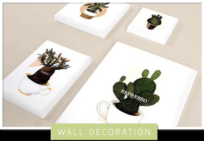 Custom Wall decoration