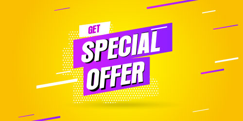 Get a special offer