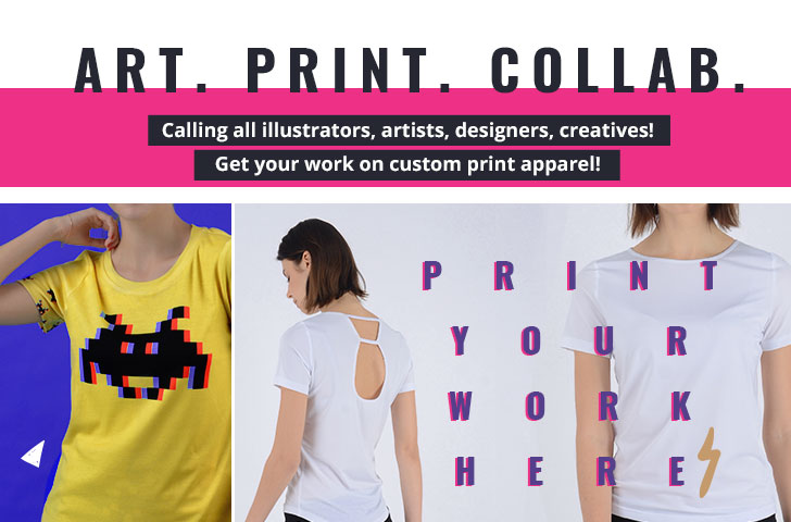 Print Your Work Here