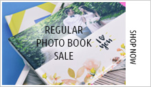 Regular Photo Book Sale