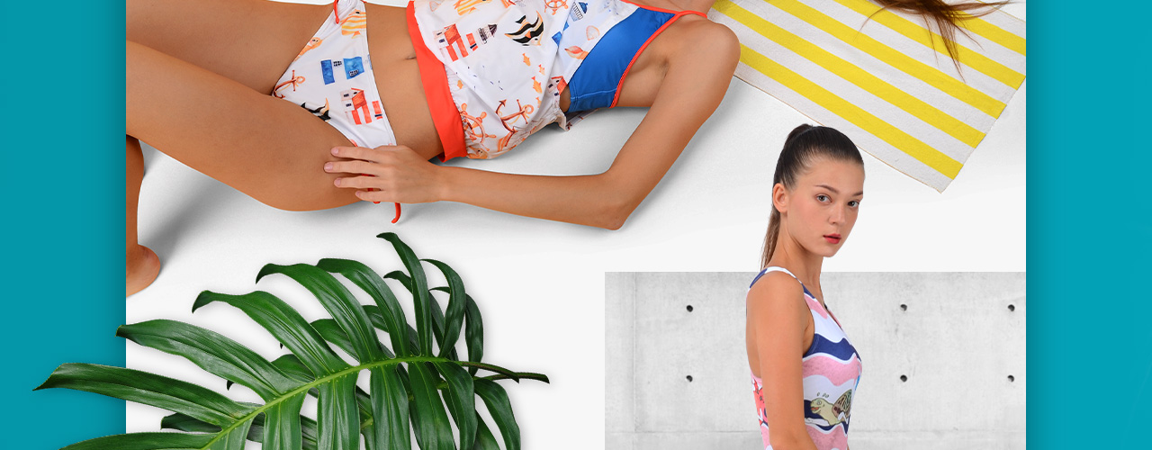 Design your own Swimwear: 2 for $30