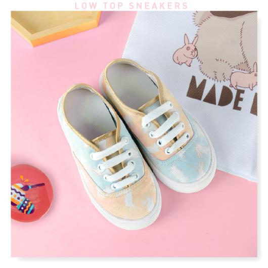 Custom Low Top Sneakers