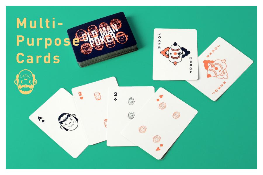 Custom Multi-Purpose Cards