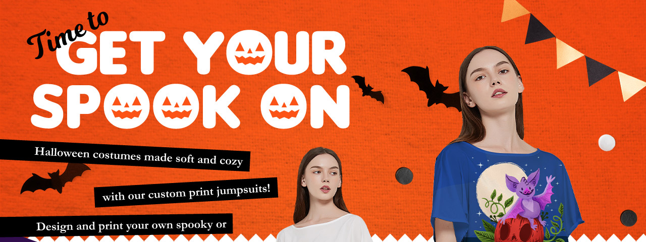 Halloween Promotion 2021