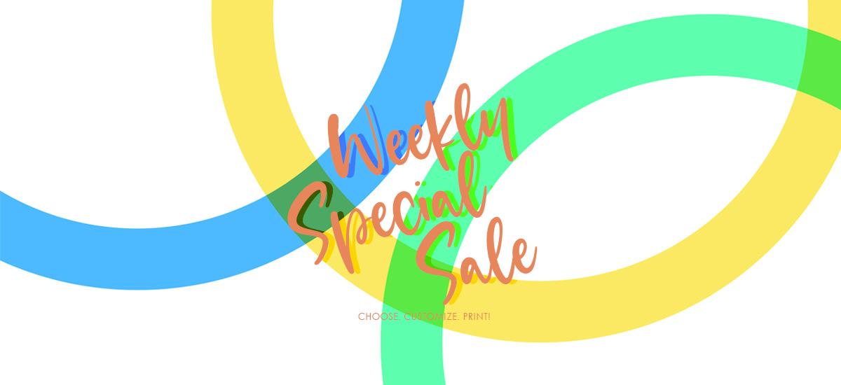 September Weekly Sales